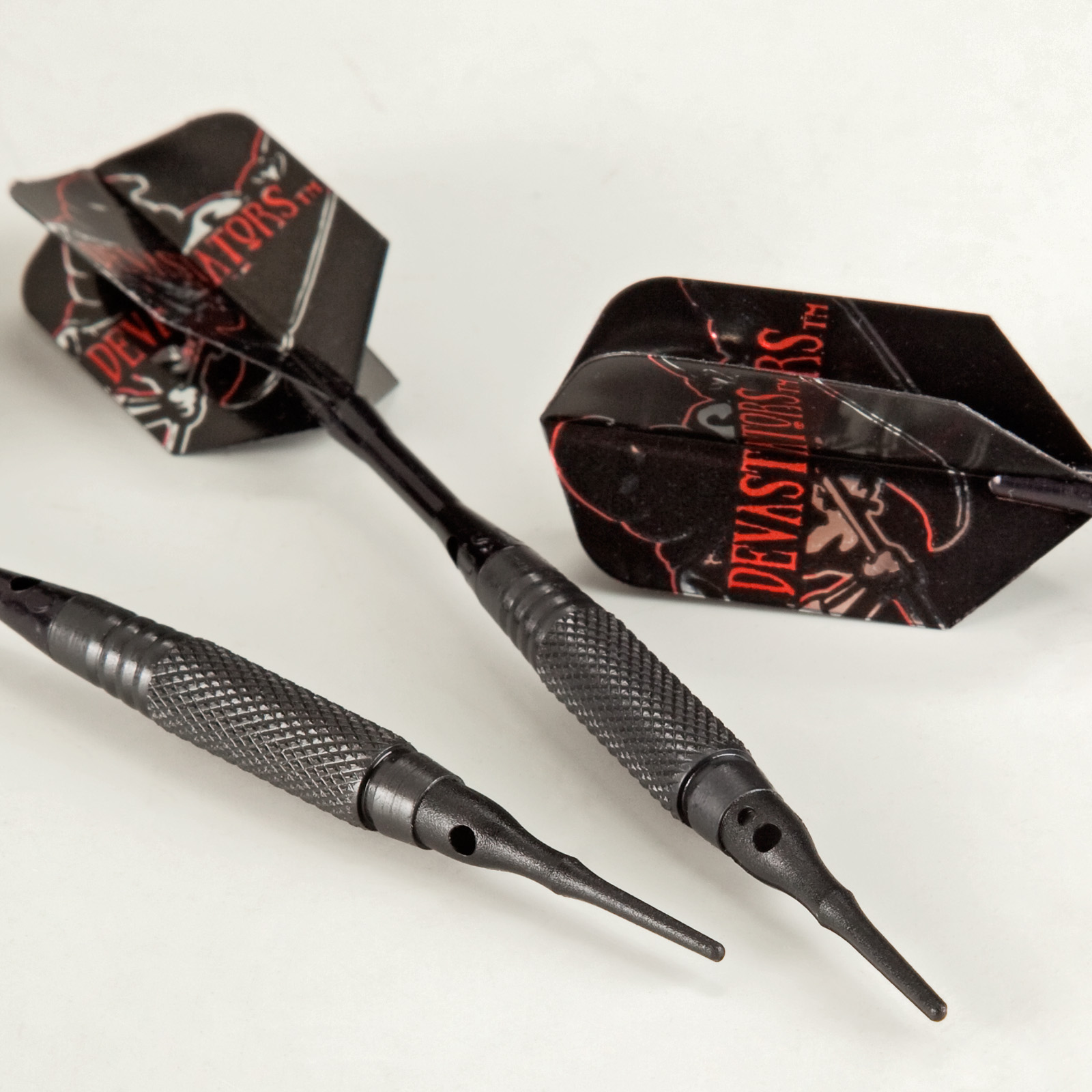 Devastators Head Soft Tip Darts  Darts at Hayneedle