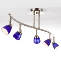 Cal Lighting Serpentine Rail Light Bar