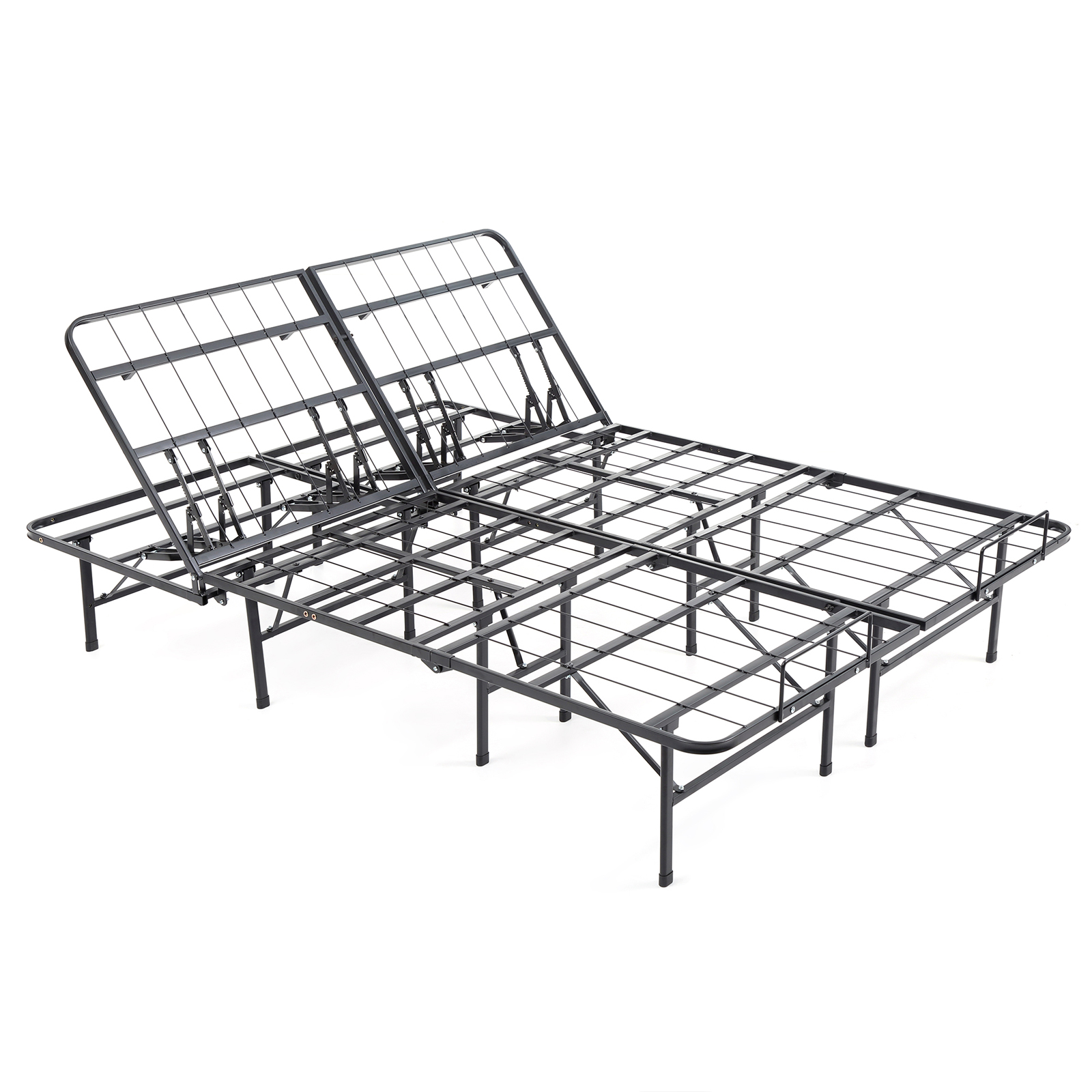 Classic Brands Adjustable 14 In Heavy Duty Metal Bed