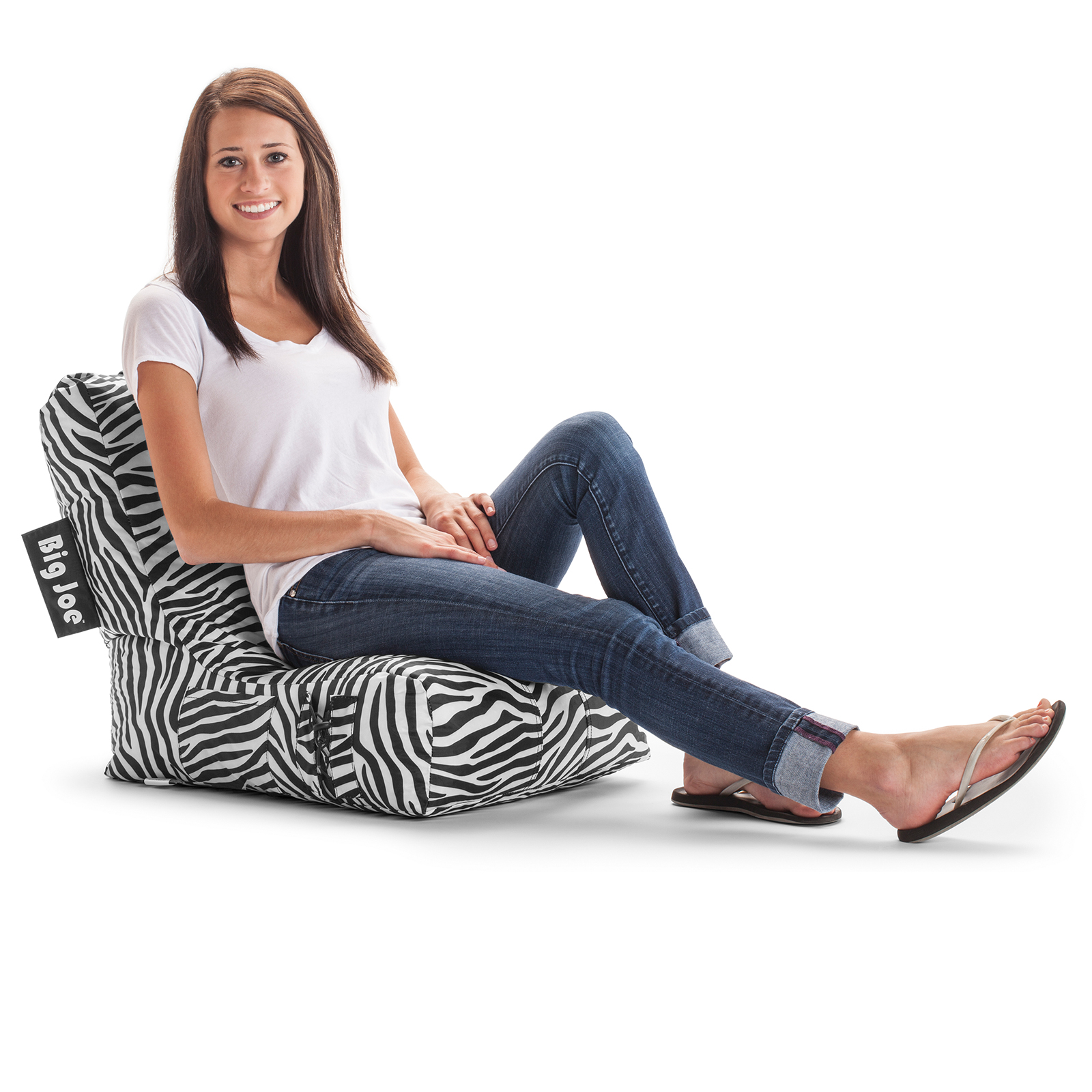 cheetah print bean bag chair counter height chairs ikea zebra beanbag