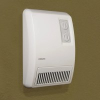 Dimplex EF12 Deluxe Fan Forced Wall Mounted Bathroom ...