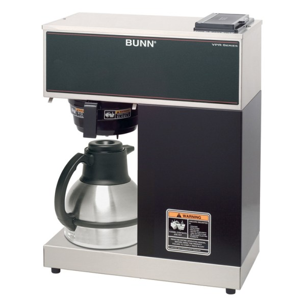 Bunn Vpr-tc 12-cup Commercial Thermal Coffee Brewer - Makers