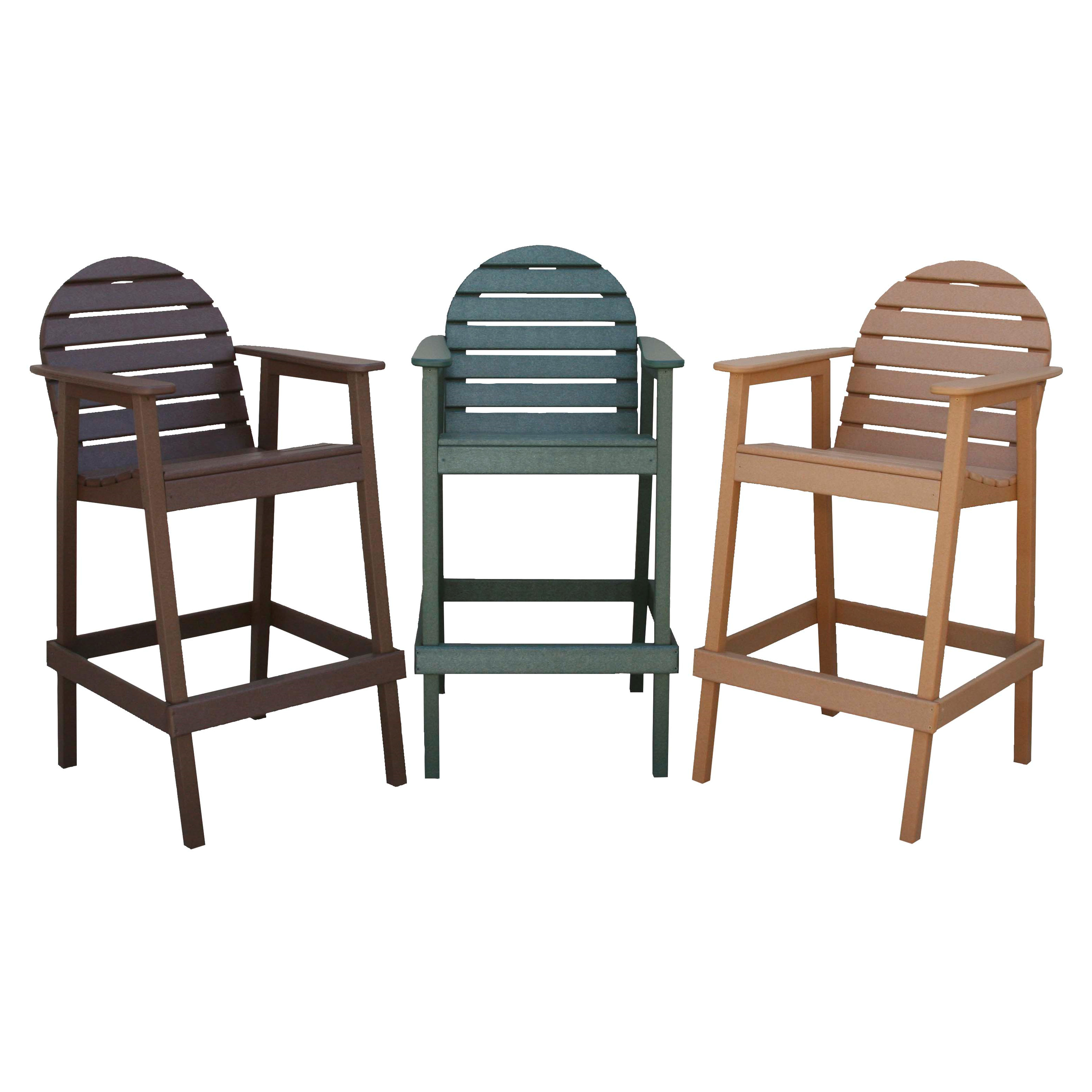 Captain Chair Bar Stools Eagle One Products Extra Tall Captains Chair Outdoor Bar