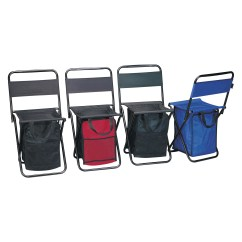 Folding Chair With Cooler Proper Posture Kneeling Goodhope Bags At Hayneedle