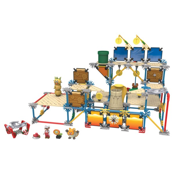 Super Mario K'NEX Building Sets