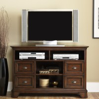 Liberty Furniture Remington Tall TV Stand - TV Stands at ...