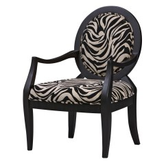 Zebra Print Chairs For Sale Gaming Chair Ps3 Occasional Arm At Hayneedle