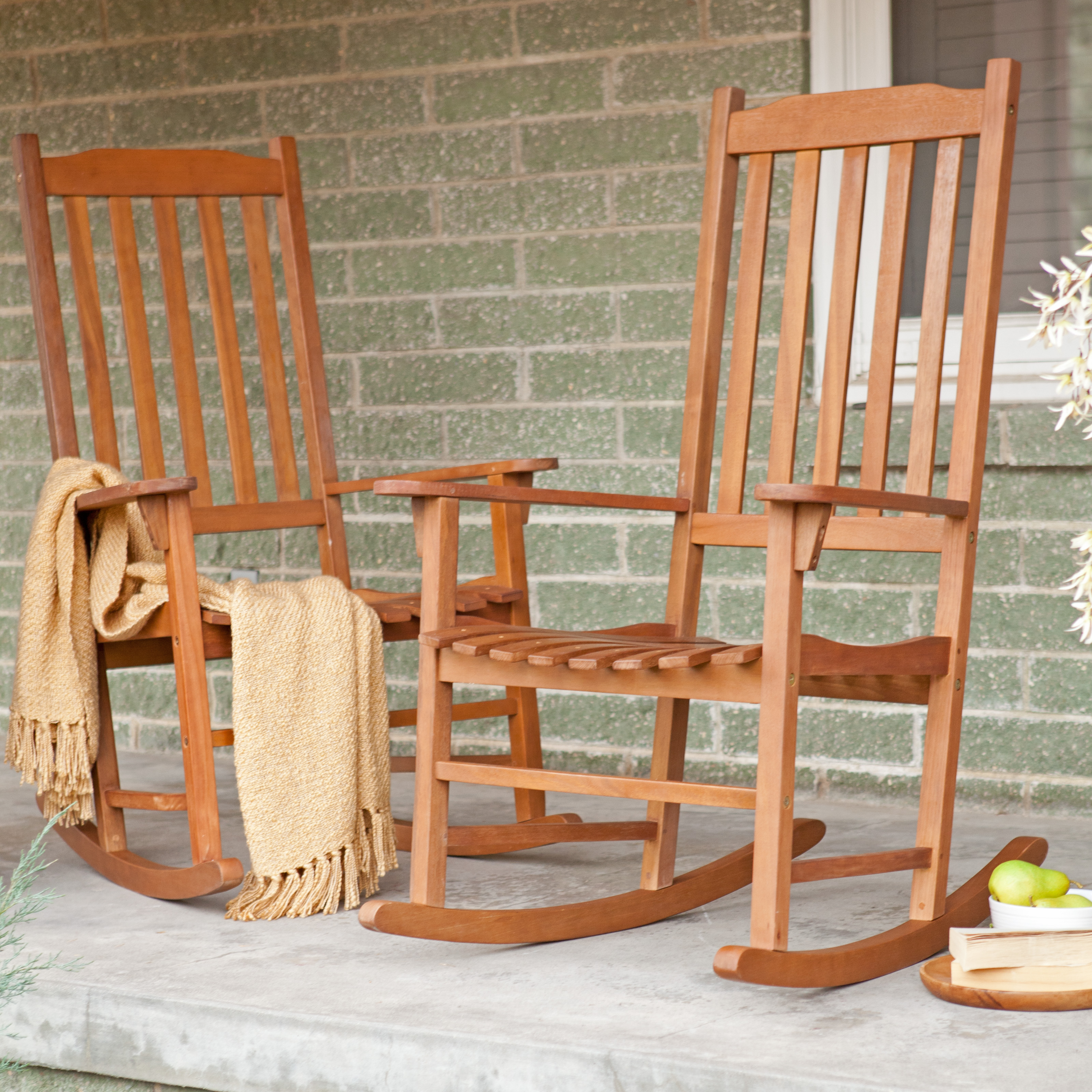 child rocking chair outdoor antique dining leg styles coral coast indoor mission slat chairs