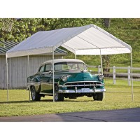 ShelterLogic 10 x 20 ft. Deluxe All Purpose Canopy Carport