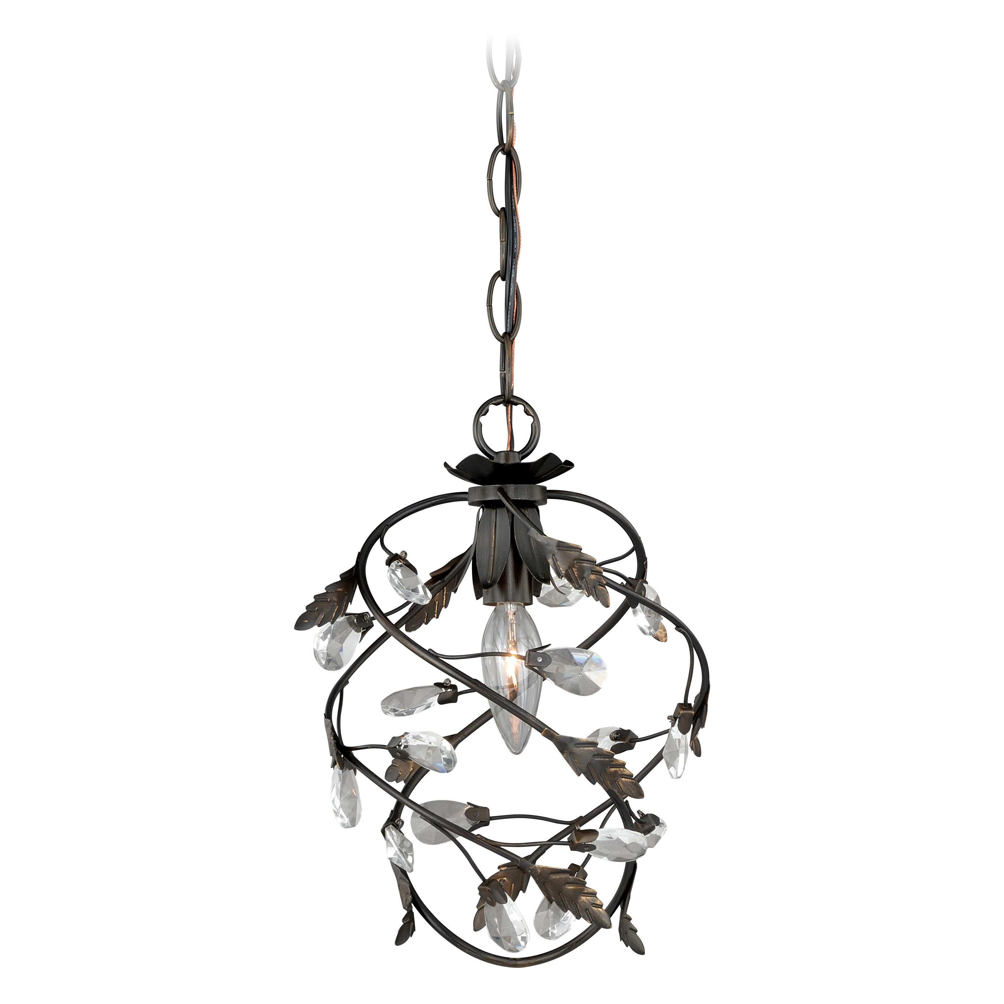 Vaxcel Trellis P Mini Pendant Light
