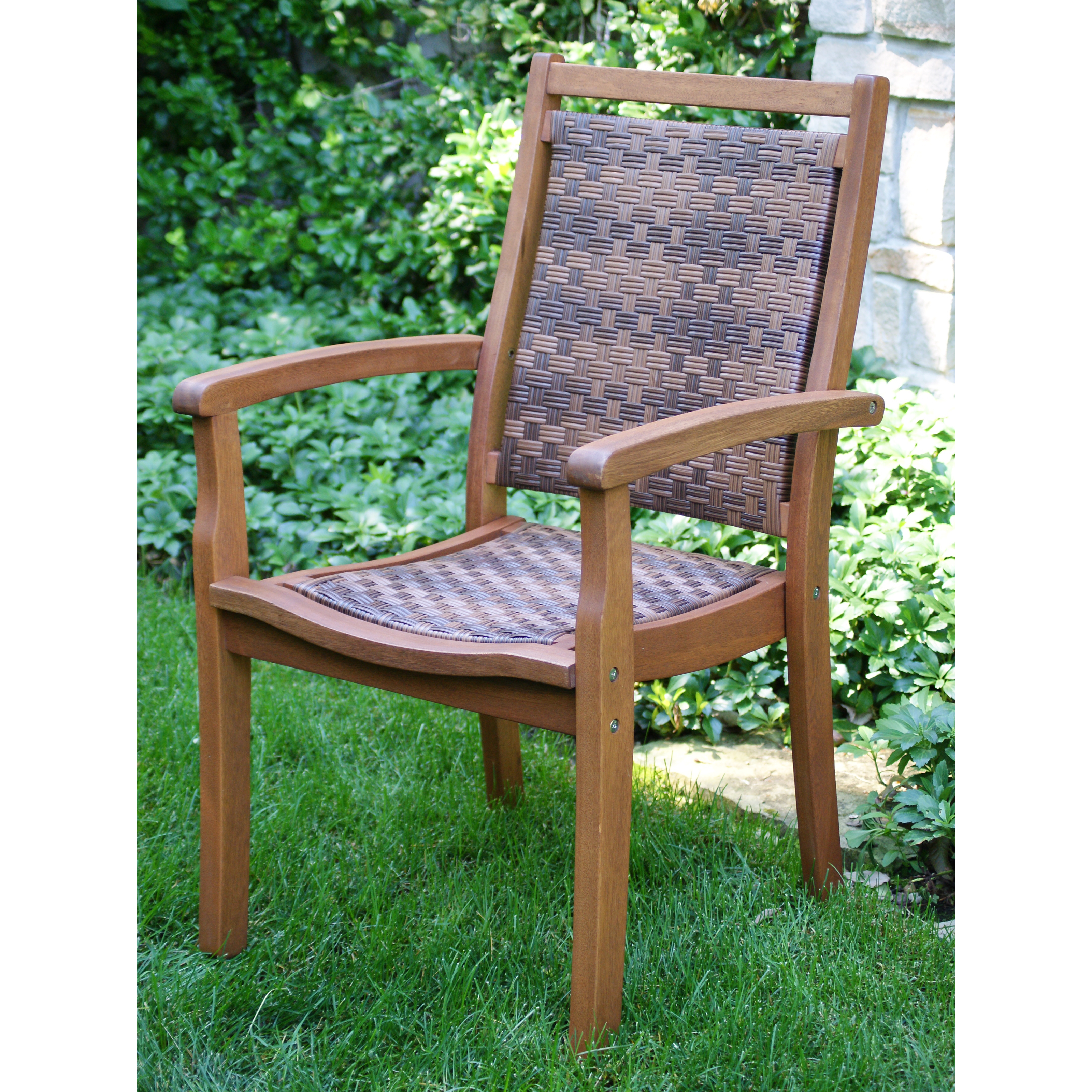 outdoor dining chairs stackable chair cover hire and setup interiors resin wicker