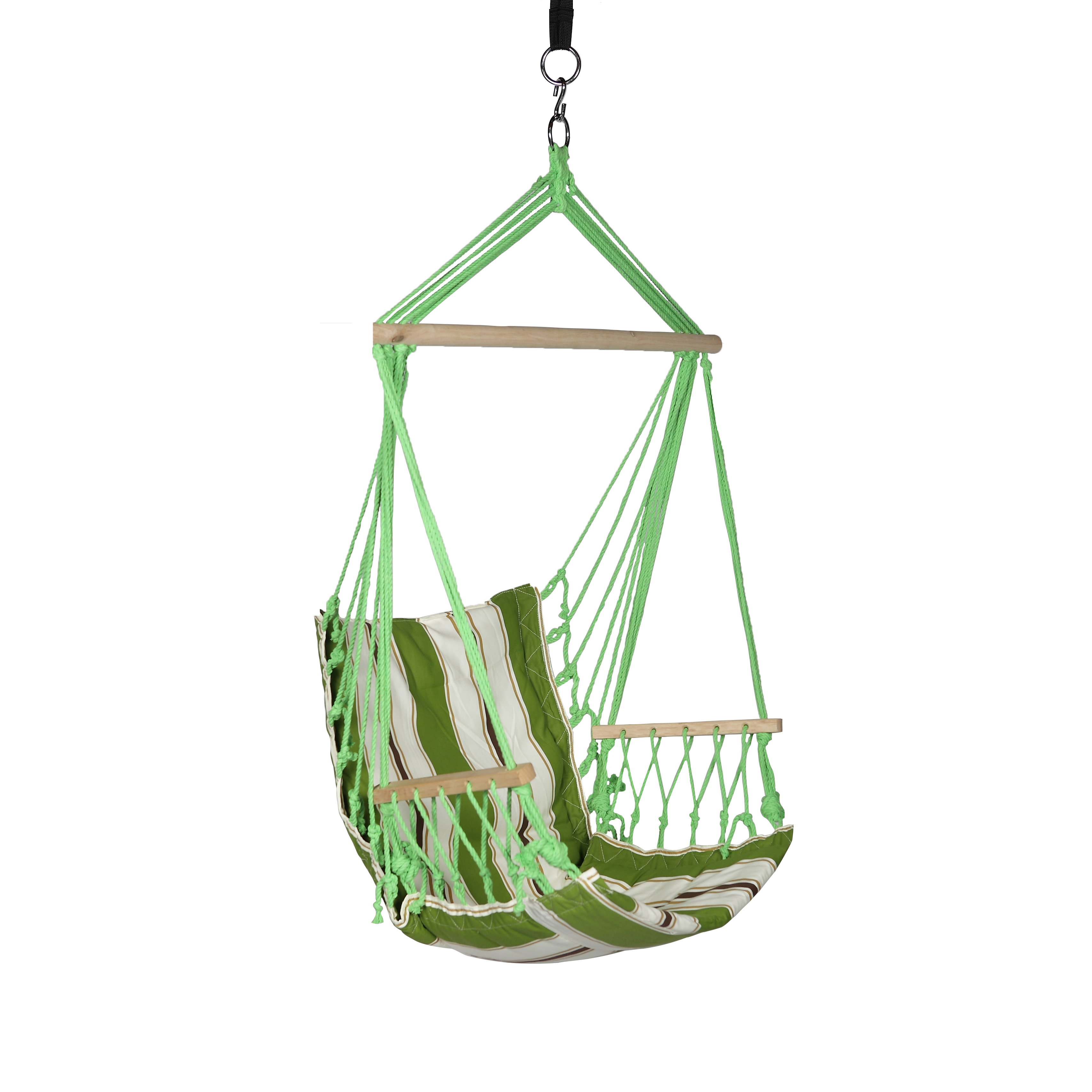 hanging sky chair french dining chairs melbourne blue outdoor hammock with armrests and