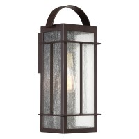 Quoizel Crestview CVW840 Outdoor Wall Sconce - Outdoor ...
