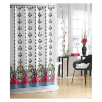 Steve Madden Betty Shower Curtain at Hayneedle