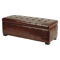 Safavieh Large Manhattan Storage Bench