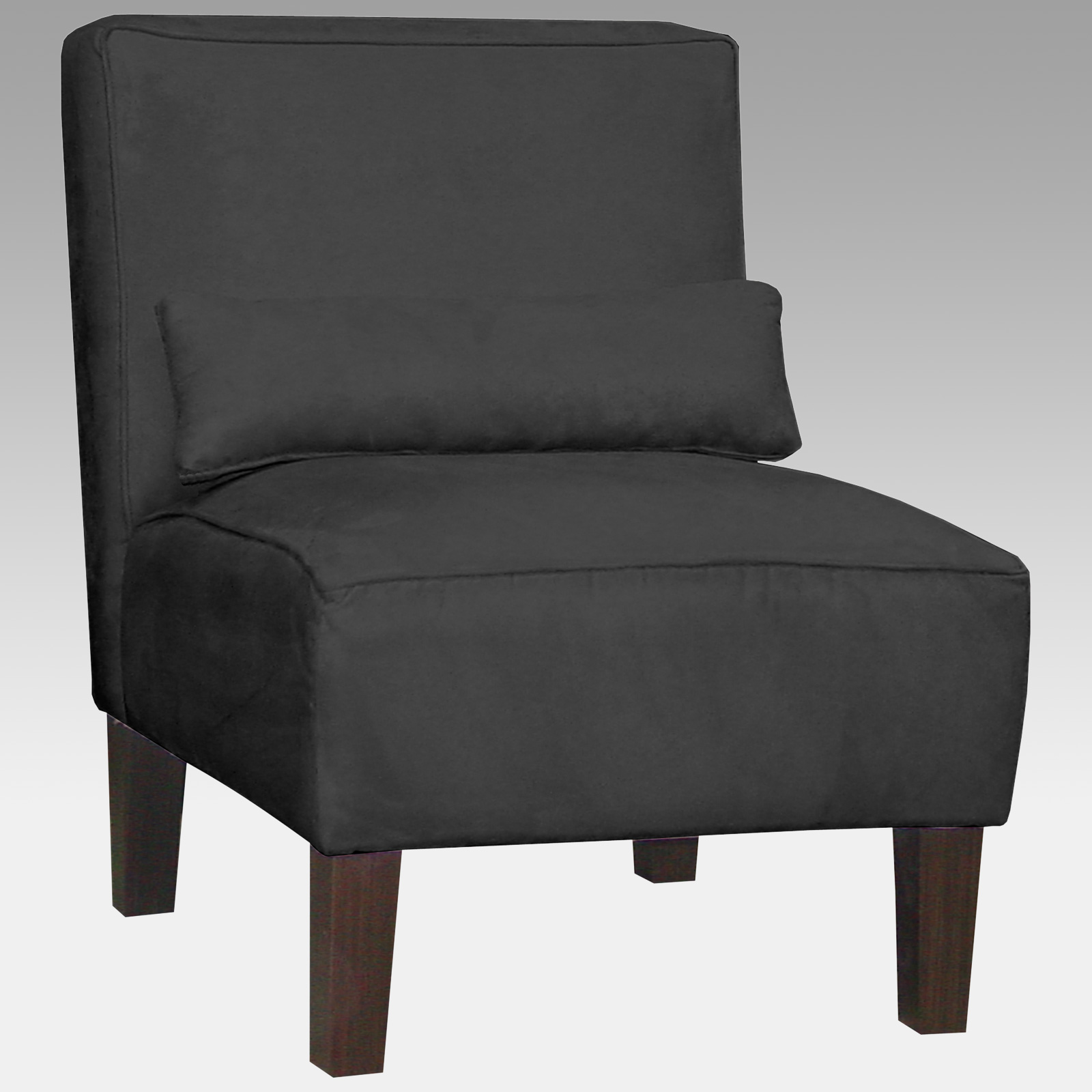Slipper Chair Target Skyline Microsuede Deco Slipper Chair Accent Chairs At