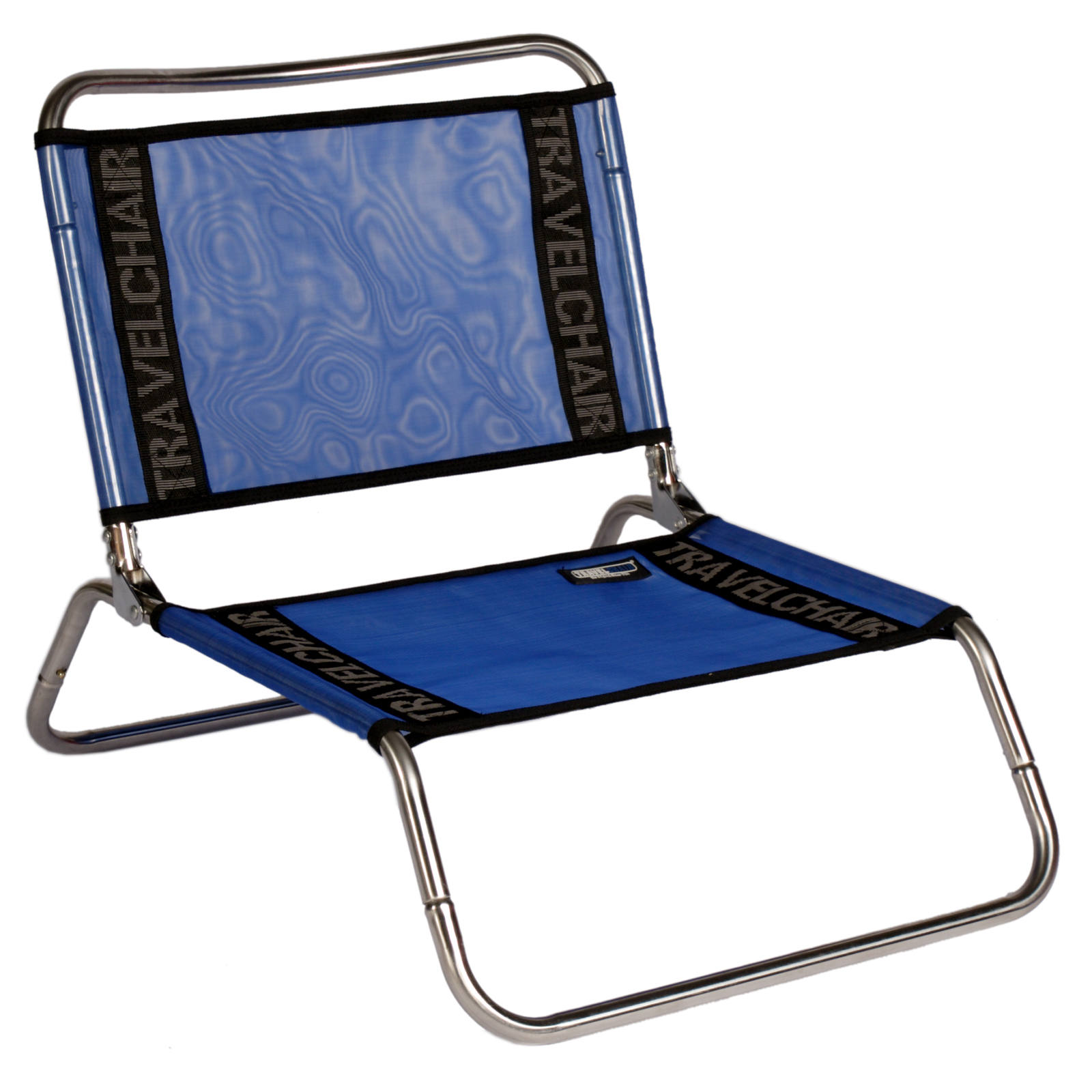 beach chair frame herman aeron review the original travel stainless steel