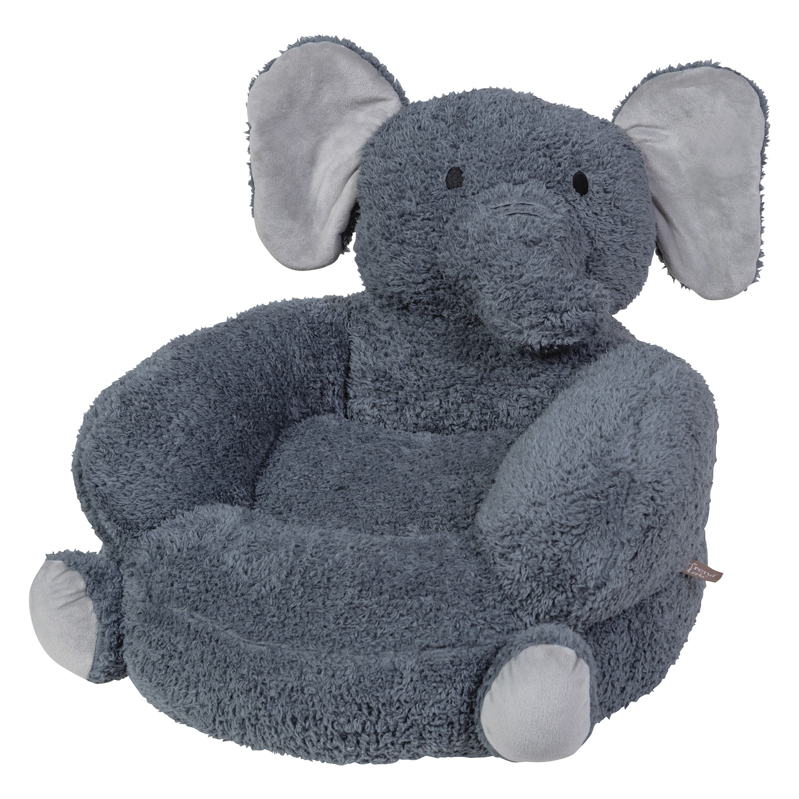 Plush Toddler Chair Trend Lab Elephant Plush Character Chair Kids