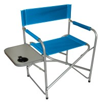 Texsport Steel Directors Chair with Table