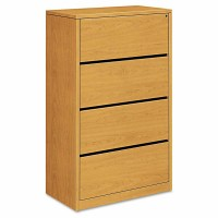 HON 10500 Series 4 Drawer Lateral File Cabinet - File ...