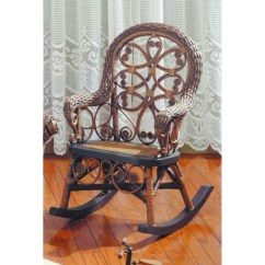 Child Rocking Chair Outdoor Carolina Panthers Gaming Victorian Wicker Childs Kids