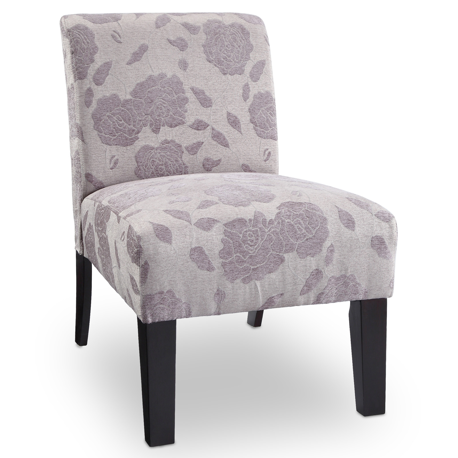 Deco Accent Chair - Rose