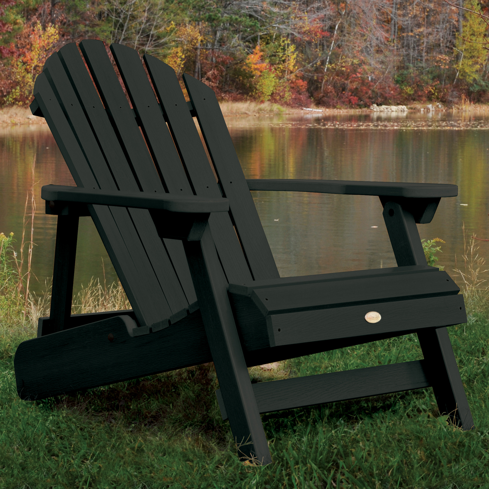 highwood adirondack chair teal club hamilton folding and reclining adult size picture 10 of
