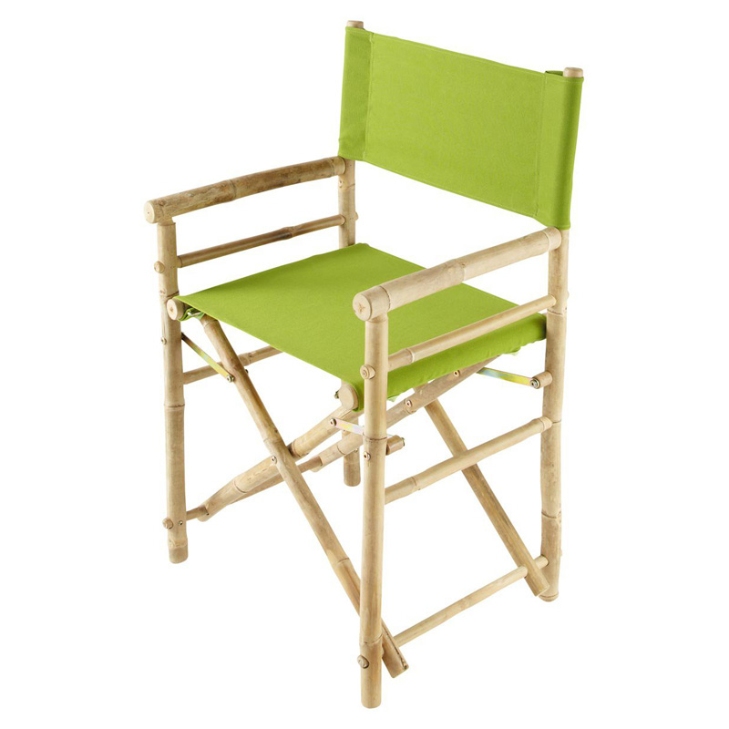 Bamboo Directors Chair Canvas Cover Set Ebay