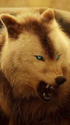 750x1334 Angry Wolf 4k iPhone 6 iPhone 6S iPhone 7 HD 4k Wallpapers Images Backgrounds Photos and Pictures