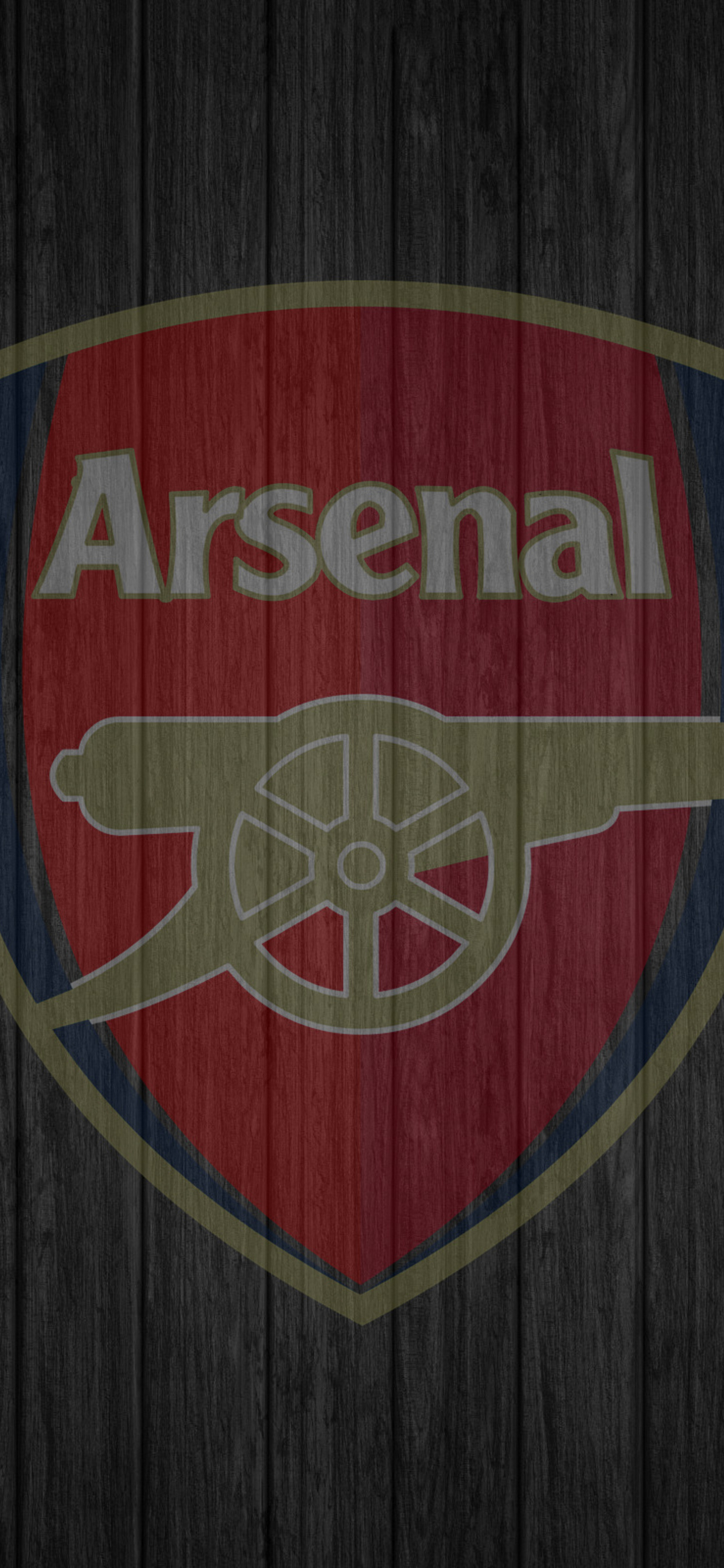 1242x2688 arsenal logo iphone xs max hd