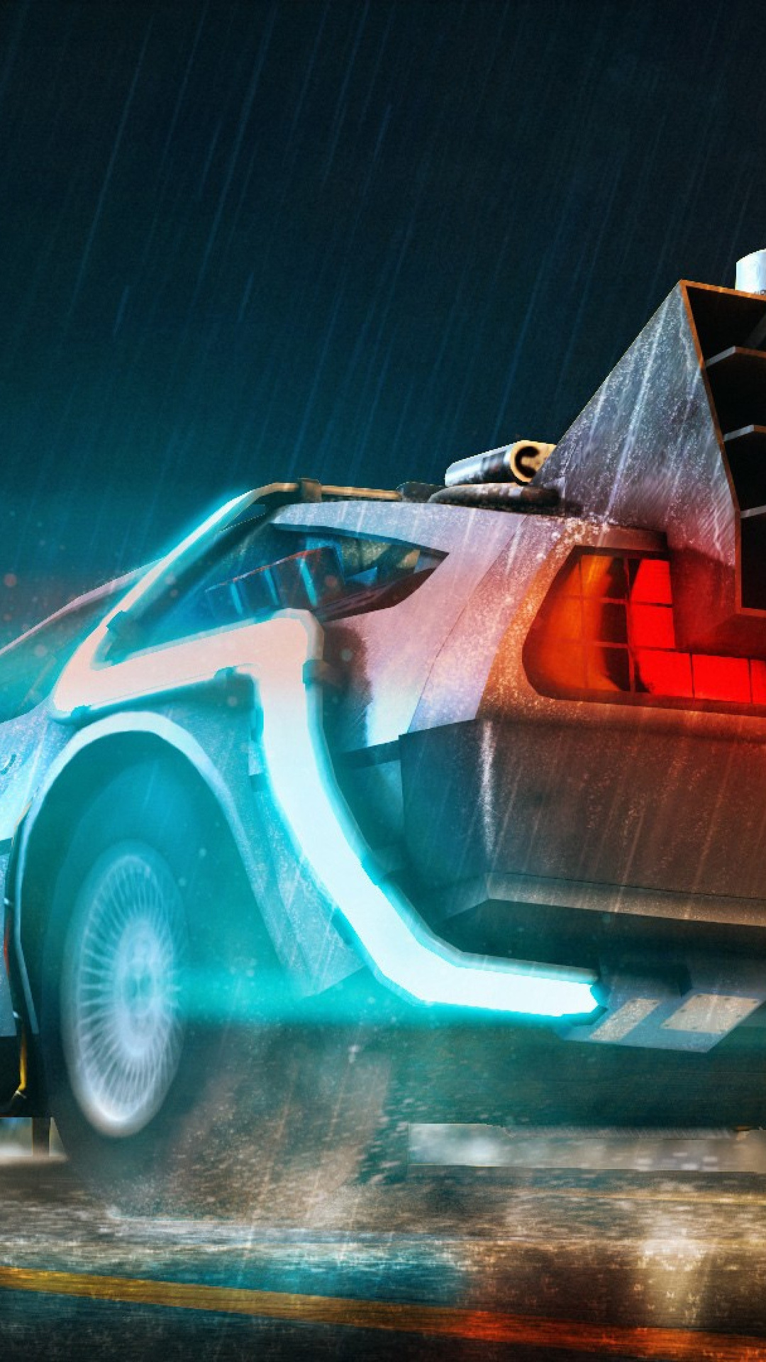 We run you through the basics you've likely heard of 4k resolution, but what is it? Back To The Future Car Wallpaper Design Corral