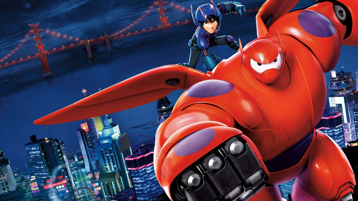 1366x768 Big Hero 6 HD 1366x768 Resolution HD 4k Wallpapers. Images. Backgrounds. Photos and Pictures