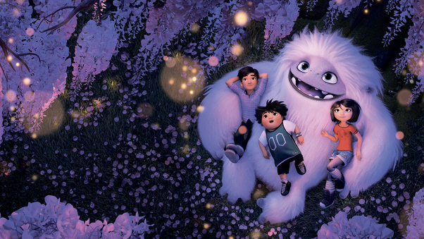 Cute Animated Wallpapers For Android 2019 Abominable Animated Movie 8k Hd Movies 4k