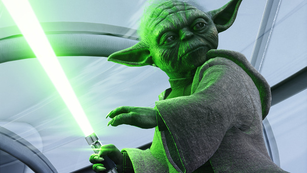 Cute Wallpaper For Computer Food Yoda Star Wars Battlefront Ii 5k Hd Games 4k Wallpapers