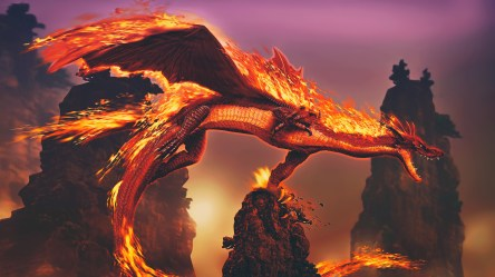 Dragon Fire 4k HD Artist 4k Wallpapers Images Backgrounds Photos and Pictures