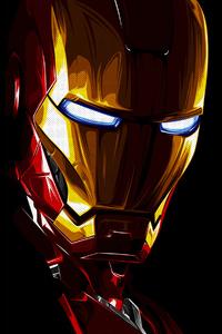 iron man 720x1280 resolution