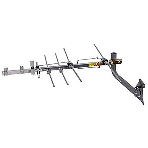RCA Yagi Compact Indoor/Outdoor, Free HDTV, Receives 4K