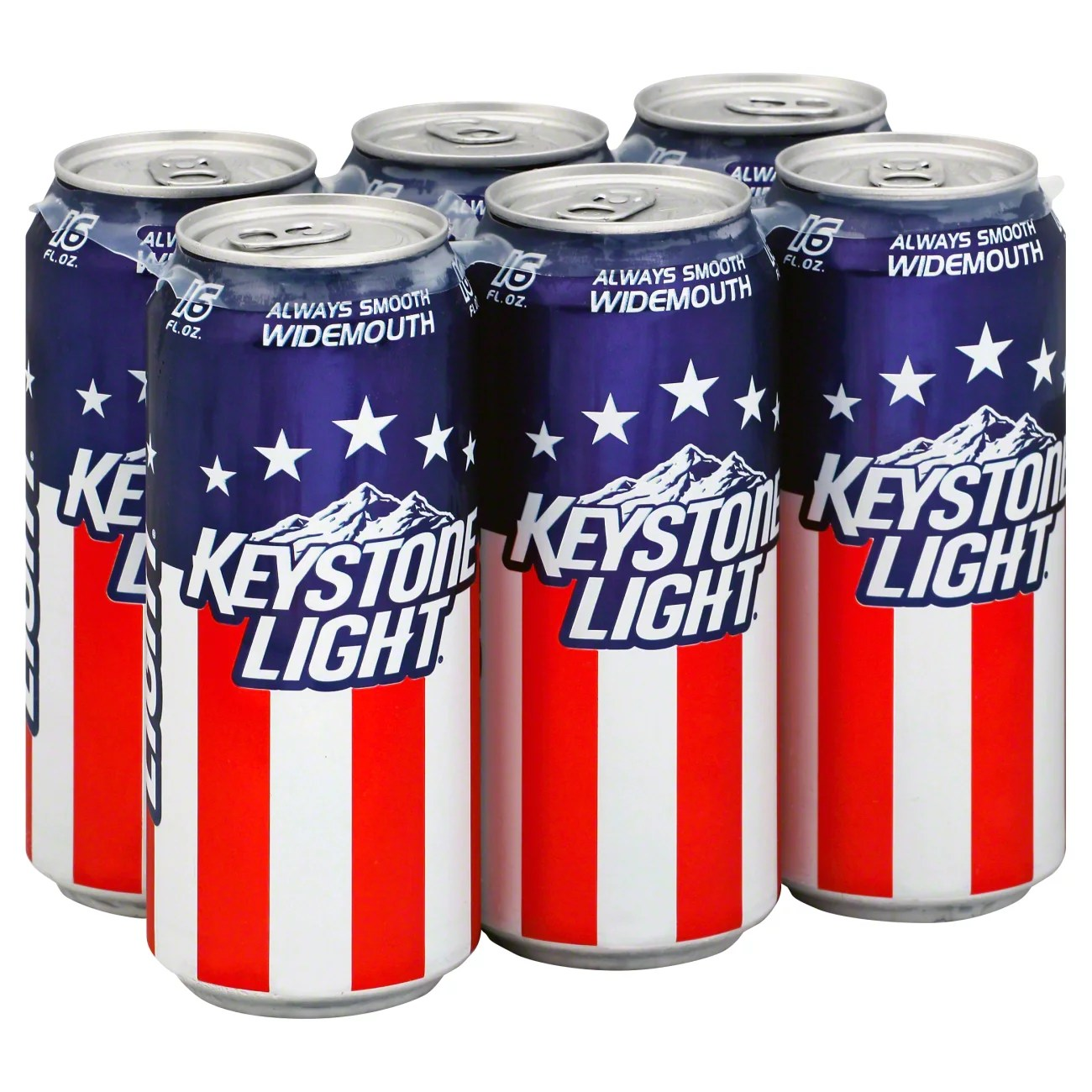 Keystone Light Calories