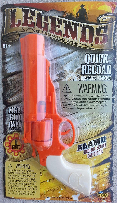 Legends Of The Wild West Gun