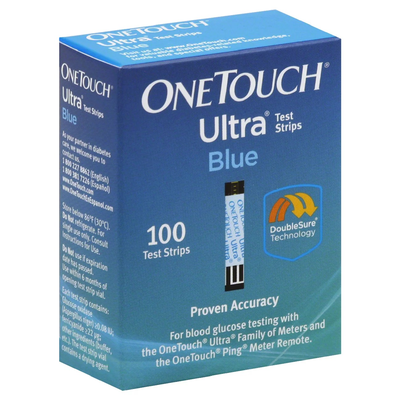 One Touch Ultra Blue Meter