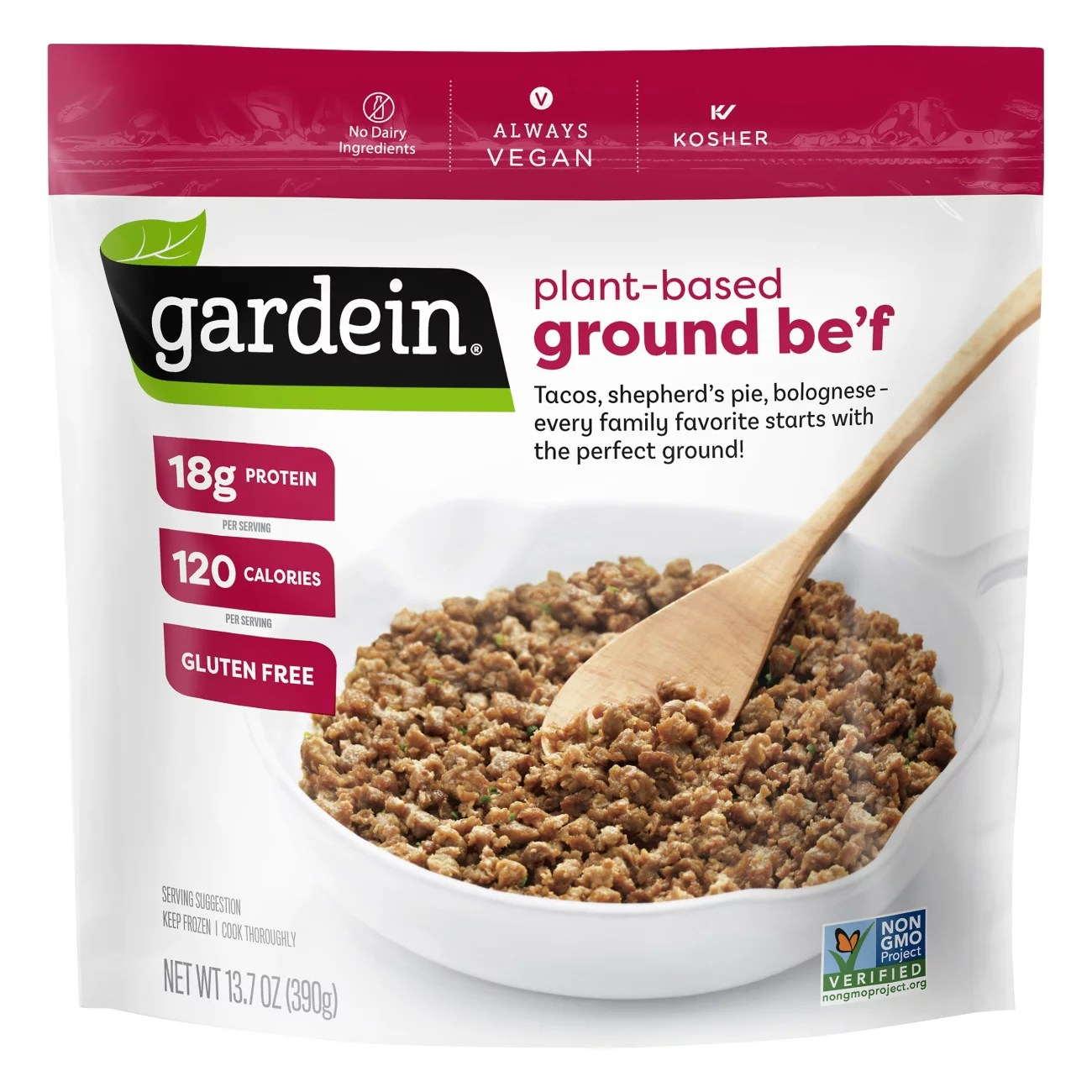 Gardein The Ultimate Beefless Ground - Shop Meat ...