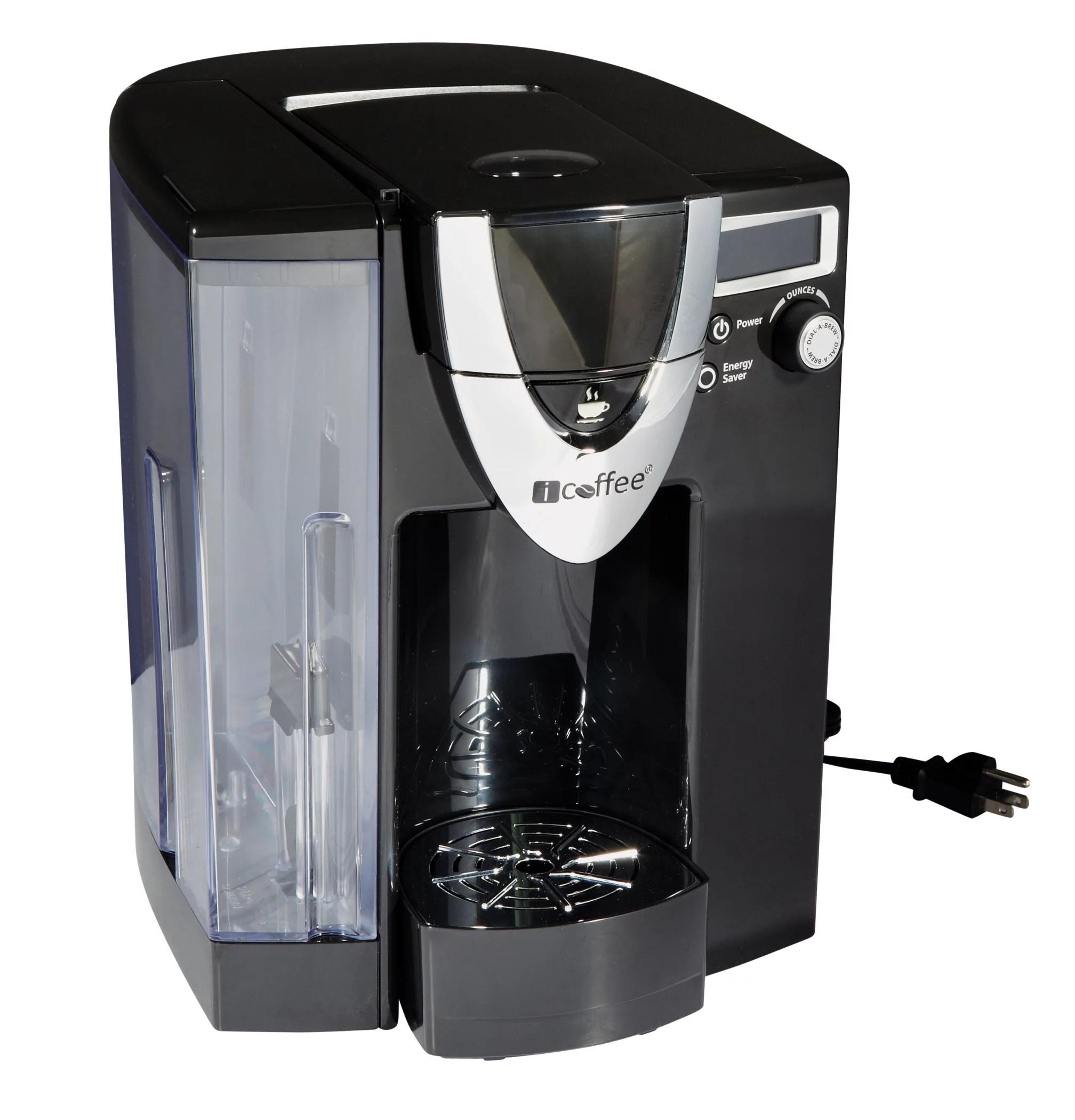iCoffee Mozart Single Serve Steambrew - Shop Appliances at H-E-B