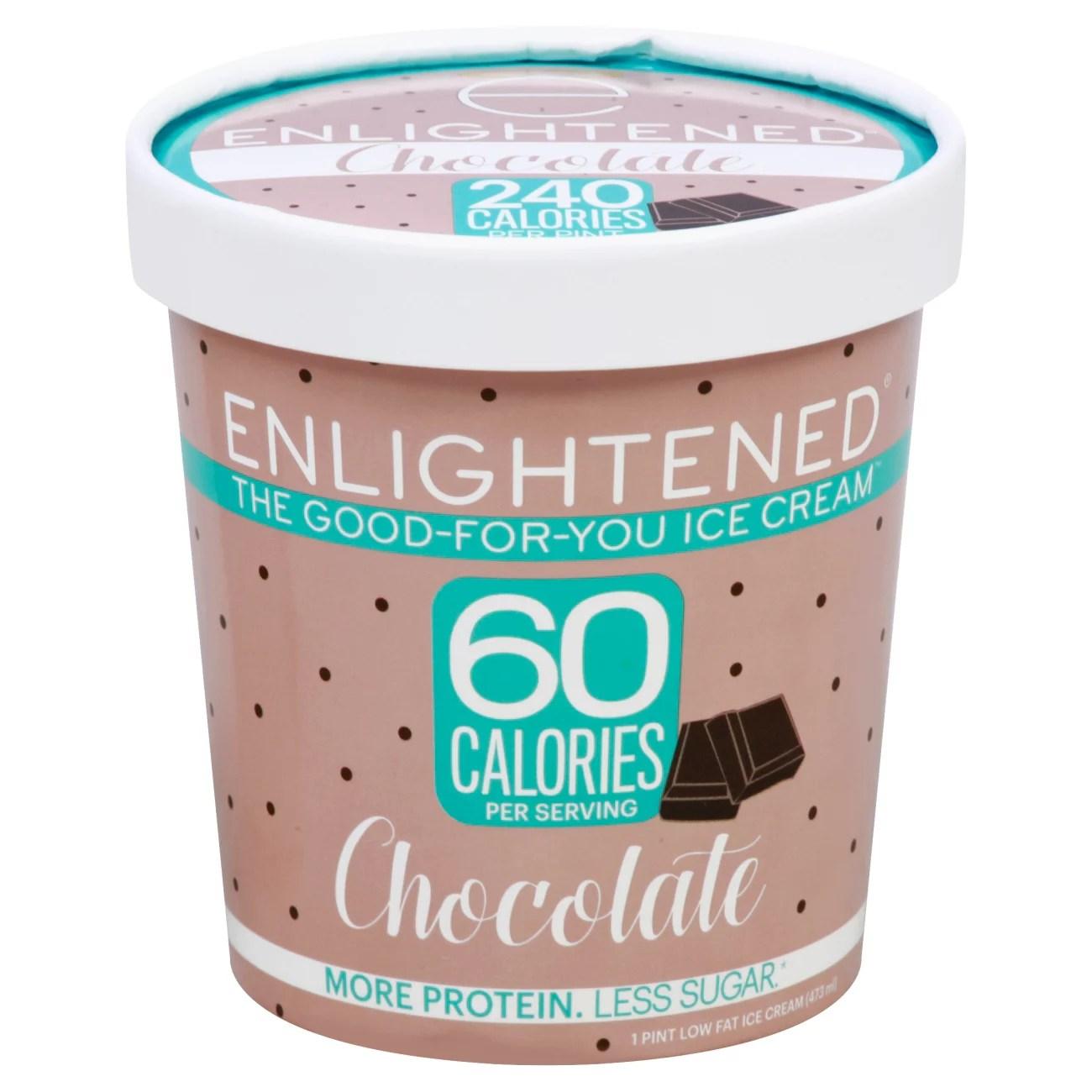 Enlightened Chocolate Ice Cream - Shop Ice Cream at H-E-B