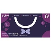 bubbly blackberry sparkling water