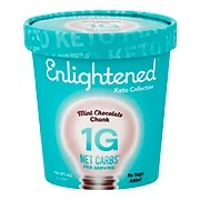 Enlightened Keto Collection Mint Chocolate Chunk Ice Cream ...