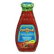 Ortega Original Mild Taco Sauce Shop Salsa and Hot Sauce
