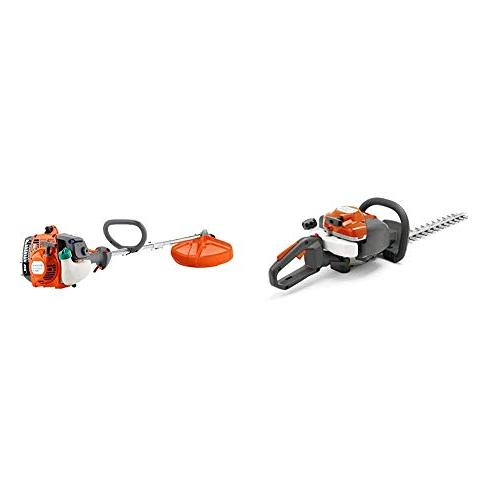 Husqvarna 122HD45 18 in. Hedge Trimmer and 128LD