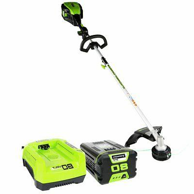 Greenworks 2101202 DigiPro 80V Cordless Lithium-Ion 16 in.