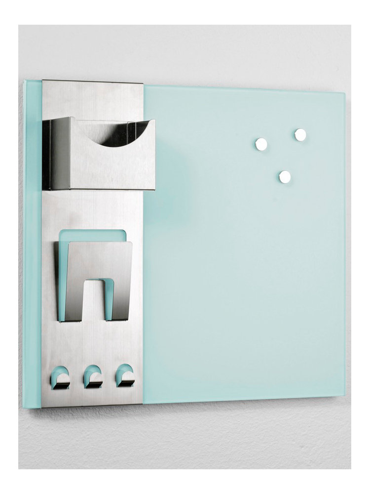 Memoboard Glas Ikea wall mounted accordion file holder teal and lime by memoboard glas schwarz