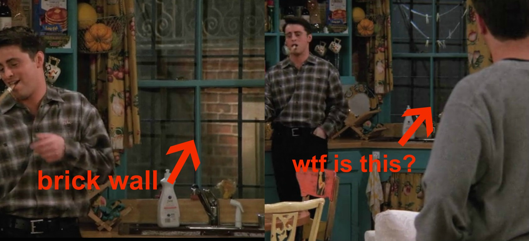 Heres one thing you never noticed about Monicas